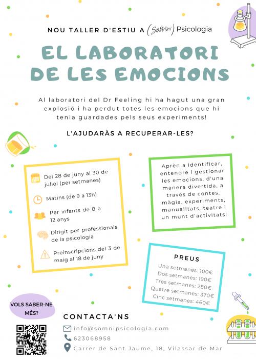 Laboratori de les emocions