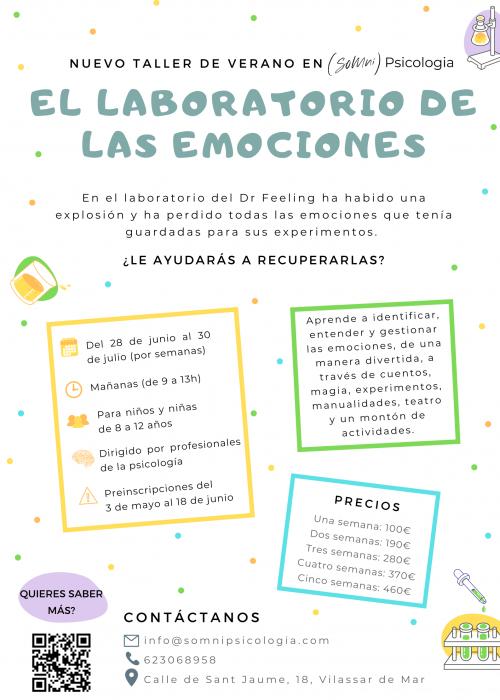 El Laboratorio de las Emociones